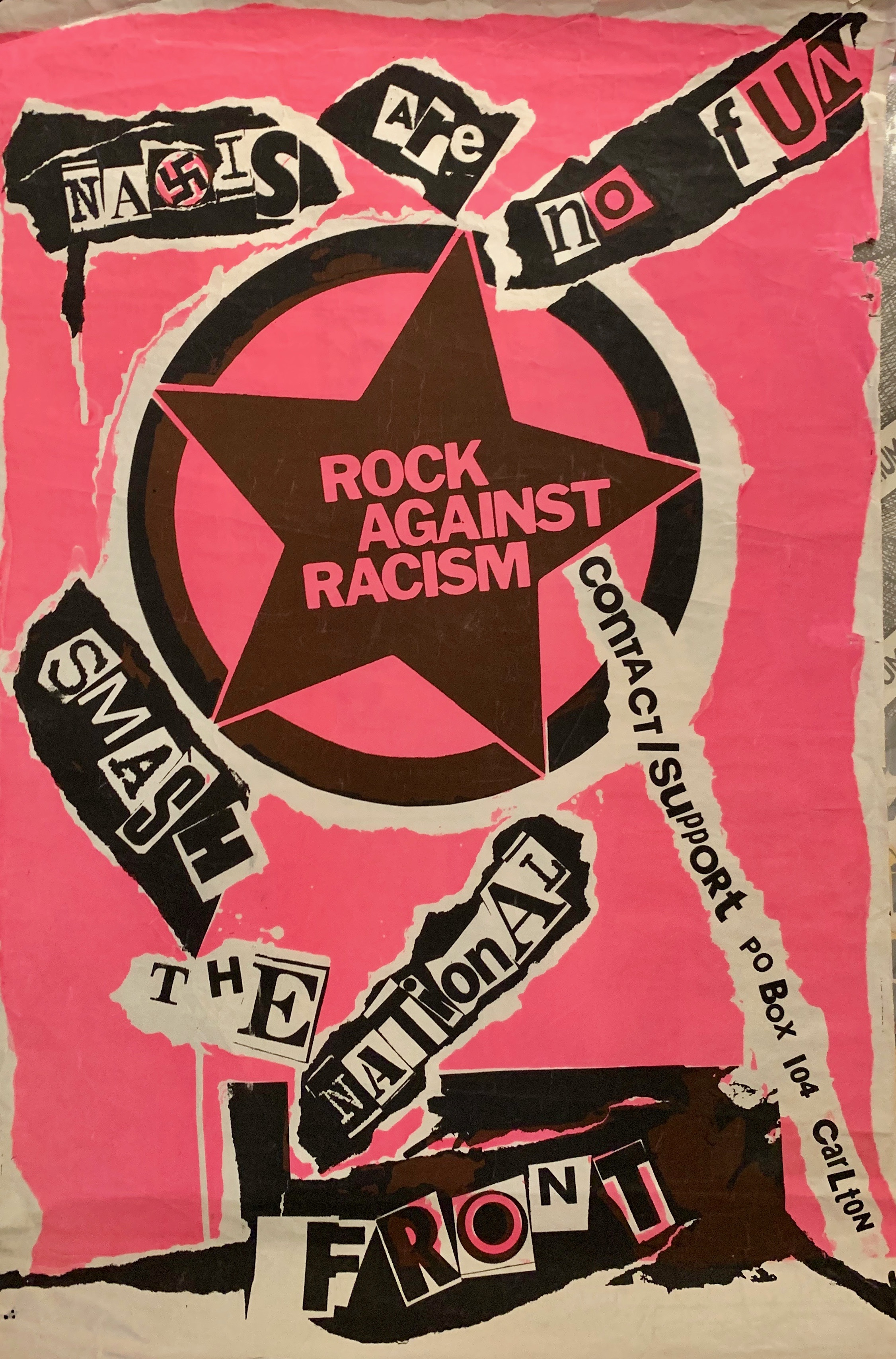 Punk, Anarcho and Counter Culture
